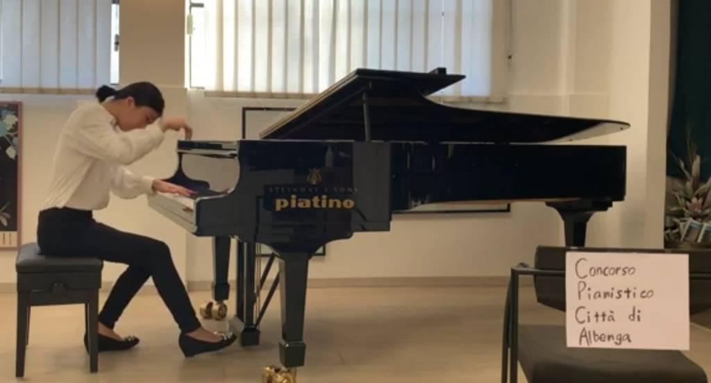 Concorso Pianistico Albenga 2020 Shuai Kanno Categoria Eccellenza