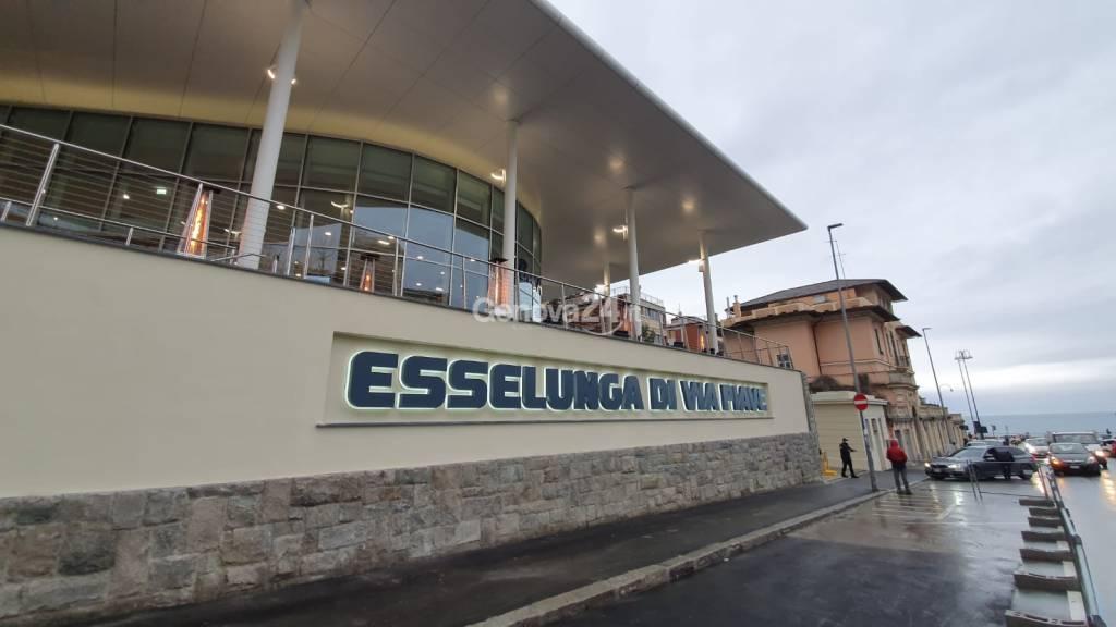 Inaugurazione Esselunga via Piave