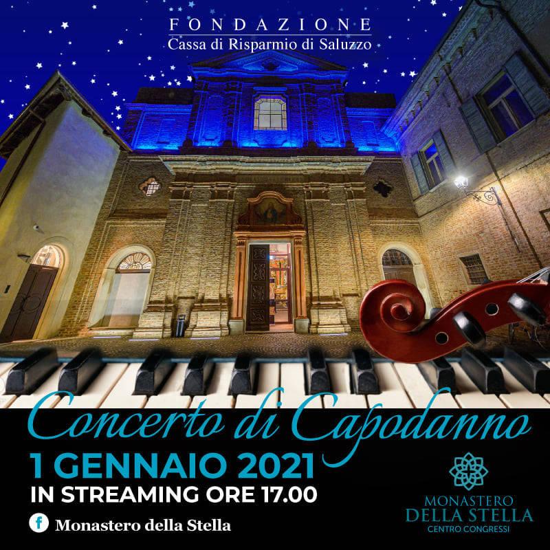 Concerto di Capodanno 2021 Saluzzo Orchestra Sinfonica Savona