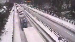 neve autostrade