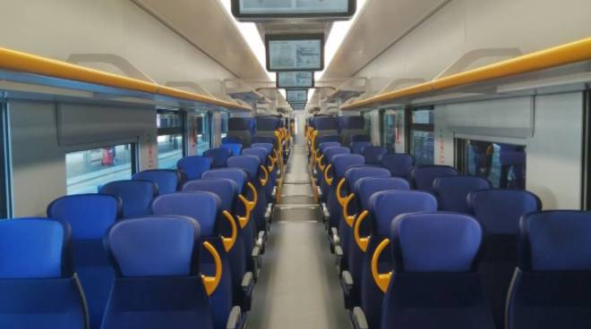 nuovi treni regionali