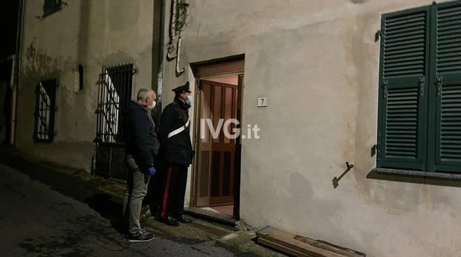 omicidio suicidio Casanova Lerrone Vellego