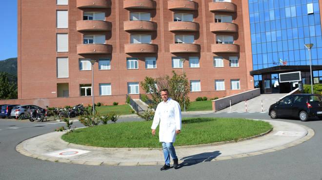 ospedale albenga Ciangherotti