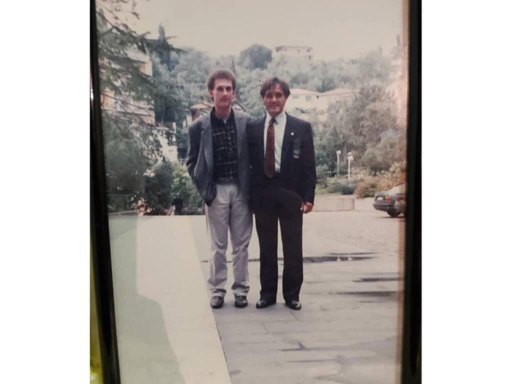 Pedro Pablo Pasculli e Sergio Soldano