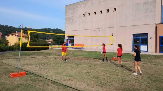 Quiliano Volley sullo stop degli allenamenti