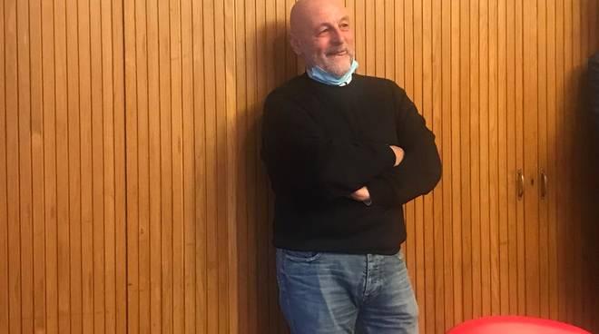Sergio Ferrando in pensione