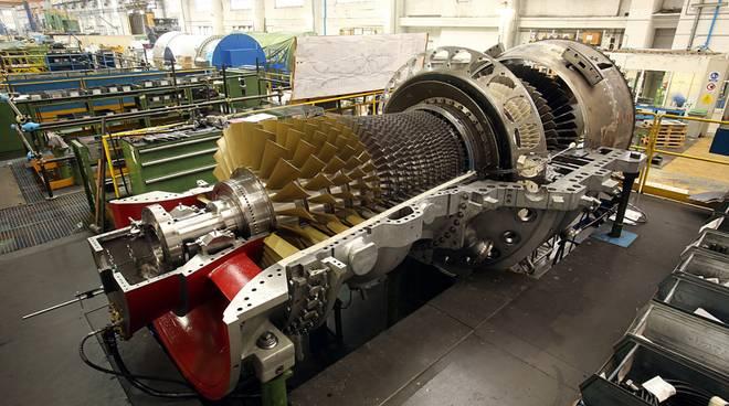 turbina ansaldo