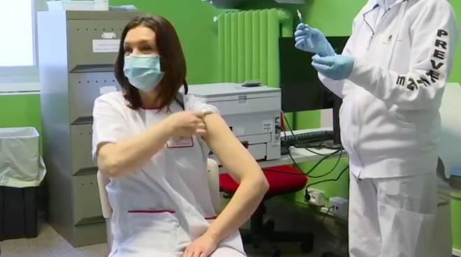 Vaccino coronavirus Vaccine day