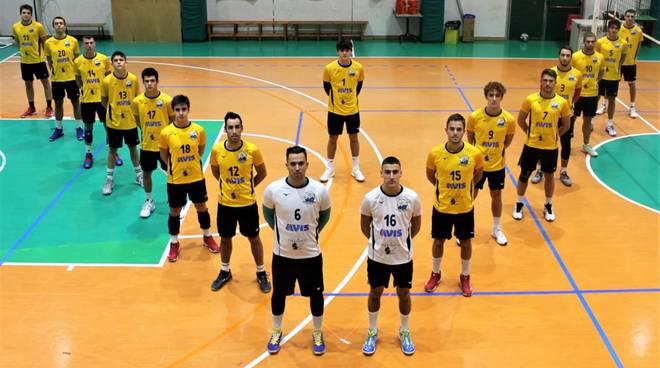 volley team finale