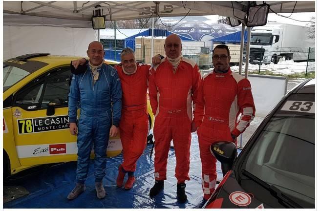 Angelo Pastorino, Marc Dessi, Jean Paul Palmero, Mattia Pastorino