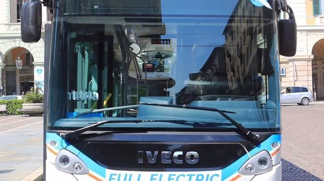 bus elettrici TPL Linea
