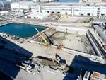 Canale waterfront Fiera Genova