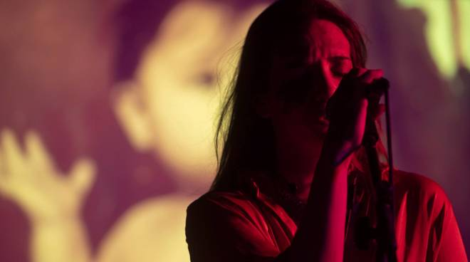 cantante, teatro della tosse