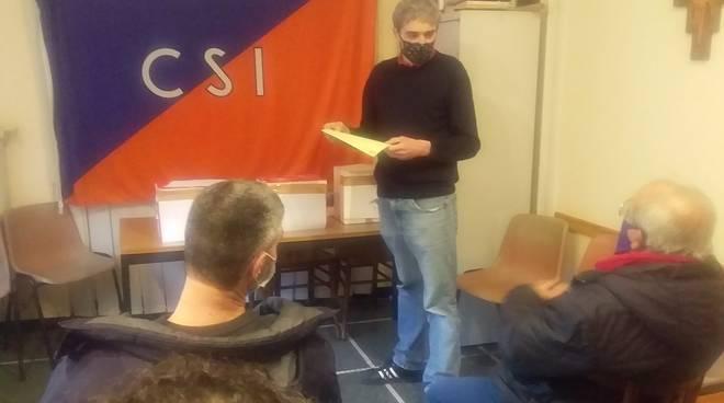 Enrico Carmagnani confermato presidente Csi