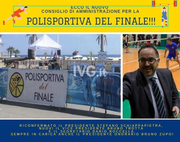 Nuovo C.D.A. per la Polisportiva del Finale, tra conferme e Newentry!