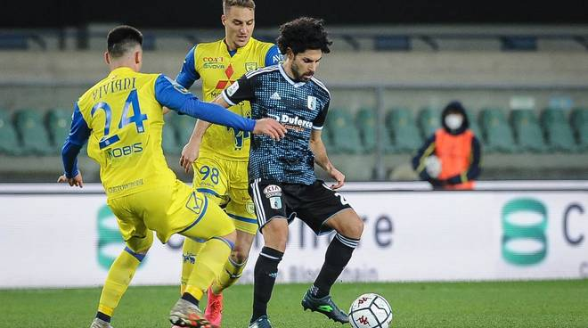 ChievoVerona vs Virtus Entella