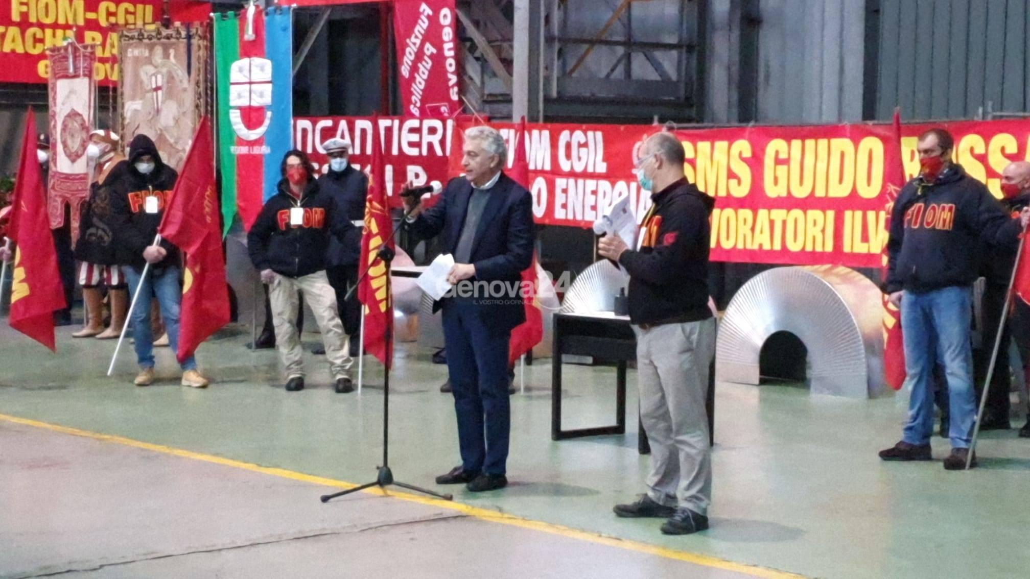 Commemorazione Guido Rossa 2021
