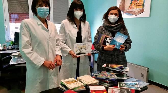 donazione libri al villa scassi