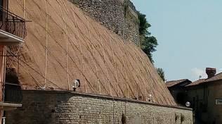 Ecogrid sicurezza parete rocciosa