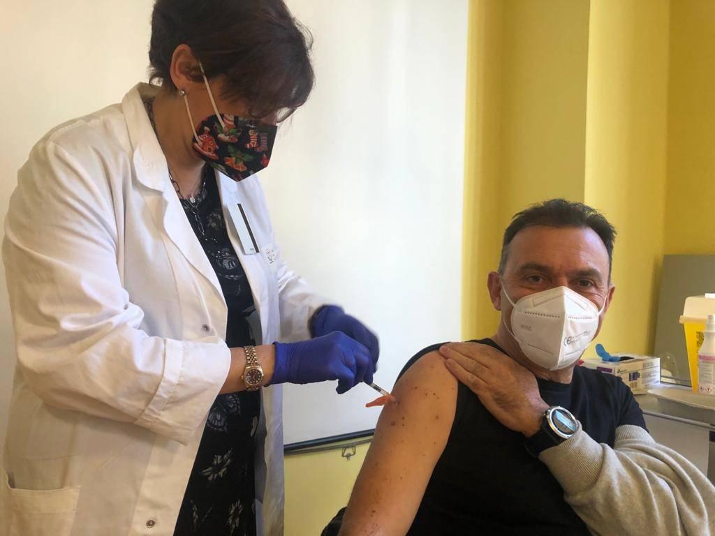 vaccino amatore morando