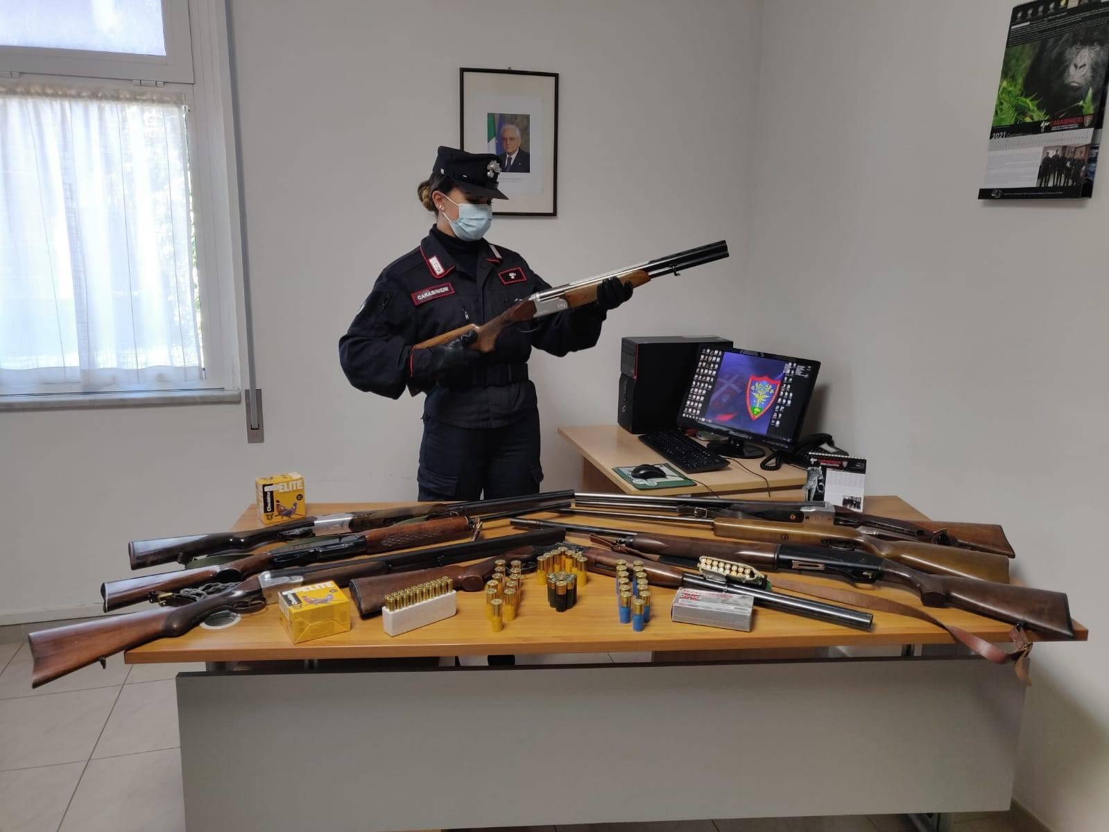 Armi Boissano Forestale