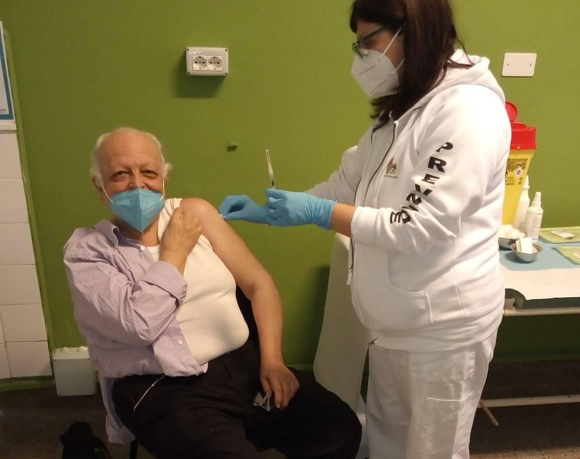 vaccino renato giusto