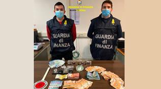 Arresto Finanza Savona Spaccio