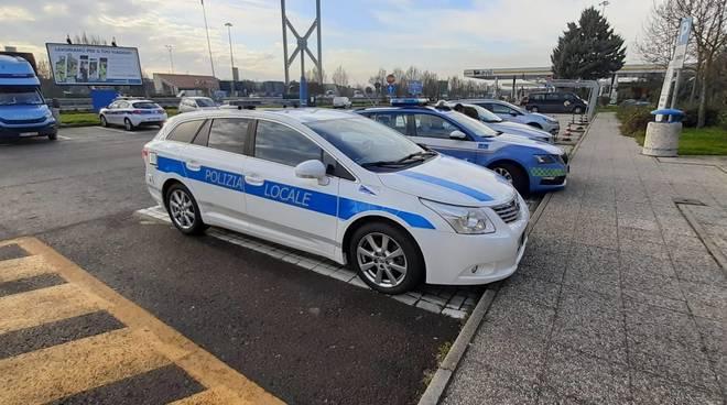 Auto Unità Cinofila Polizie Locali