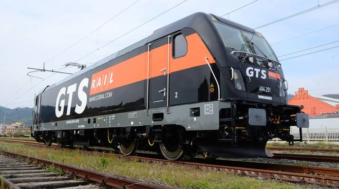 Locomotiva Traxx