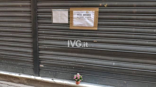 Morte Piera Rossocci