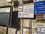 cartelli alberghi inesistenti Celle