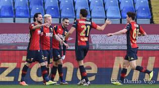 Genoa Vs Cagliari