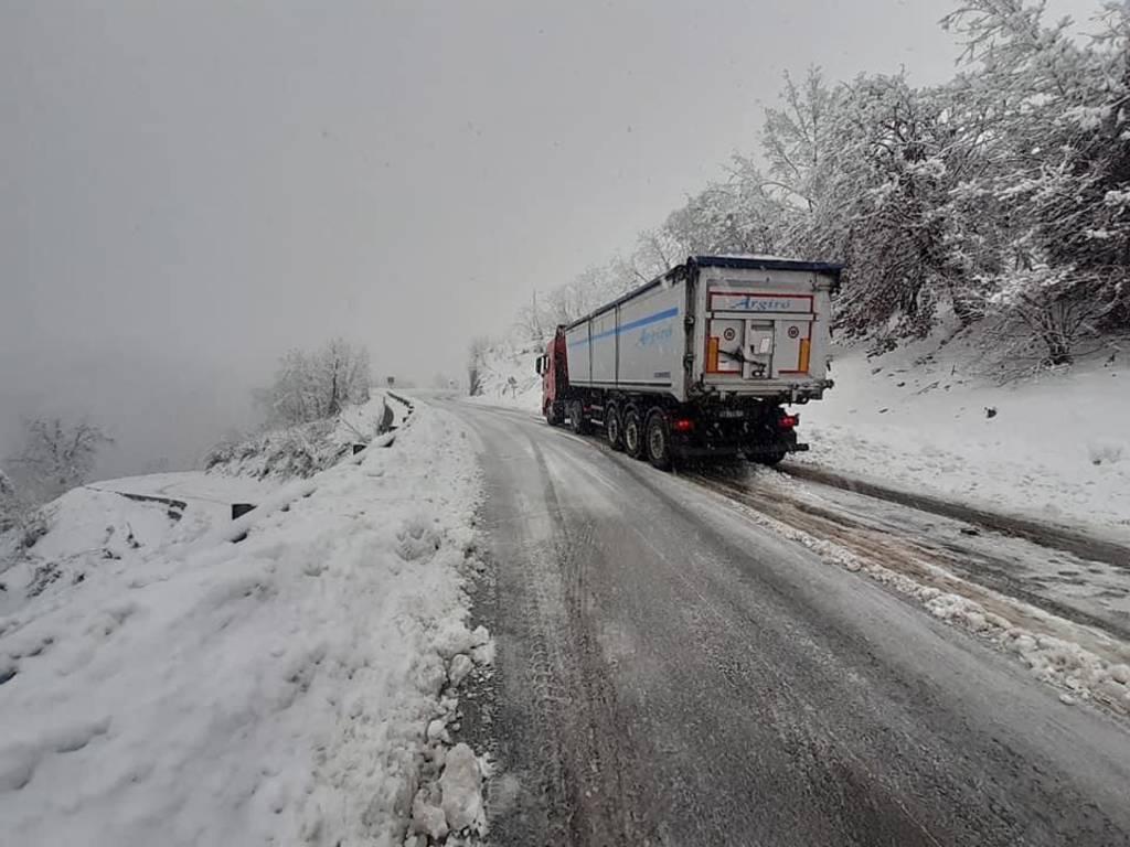 neve viabilità