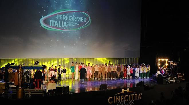 PERFORMER ITALIAN CUP