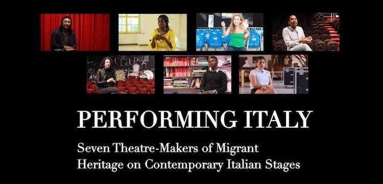 performing Italy
