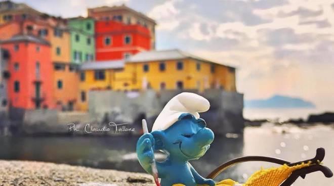 Puffi in Liguria Toti