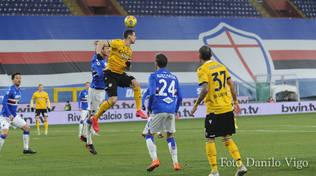 Sampdoria Vs Udinese