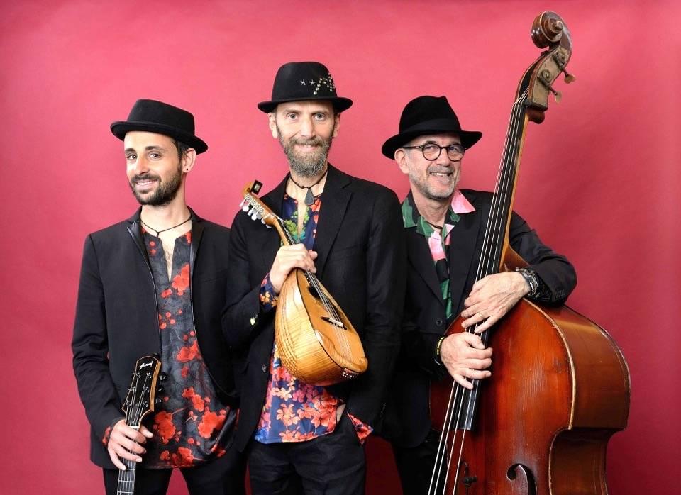 Trio Aonzo gruppo musicale