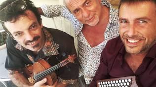 Trio musicale Filippo Gambetta - Sergio Caputo - Fabio Vernizzi