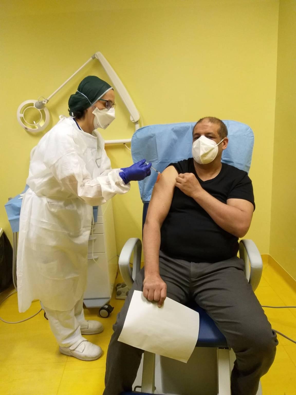 vaccino migone sestri ponente