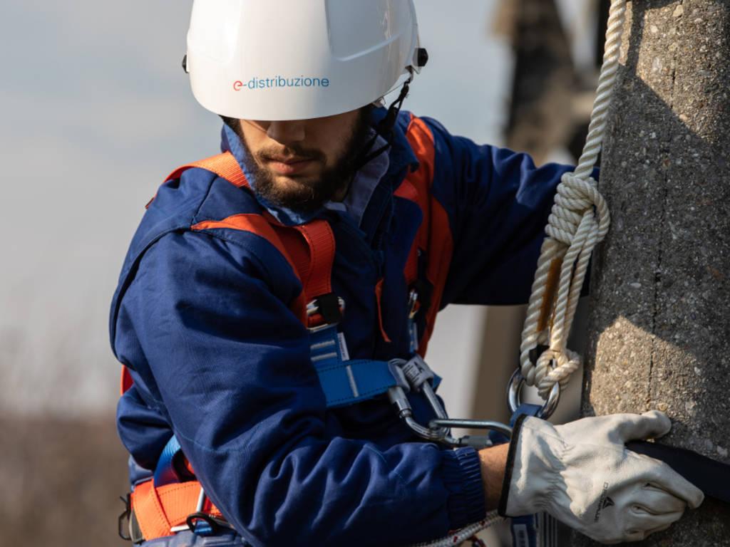 Varazze lavori energia elettrica