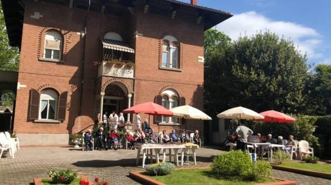 Villa Elios residenza protetta casa di riposo savona