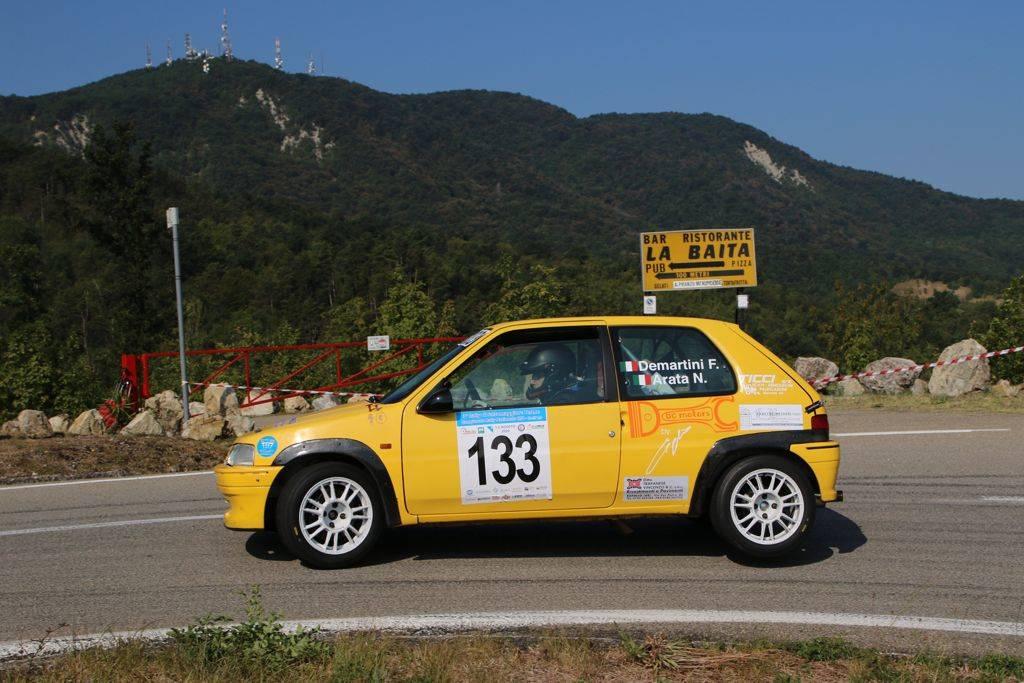 Sport Favale 07 inizia dal Rally dei Laghi con Demartini - Arata