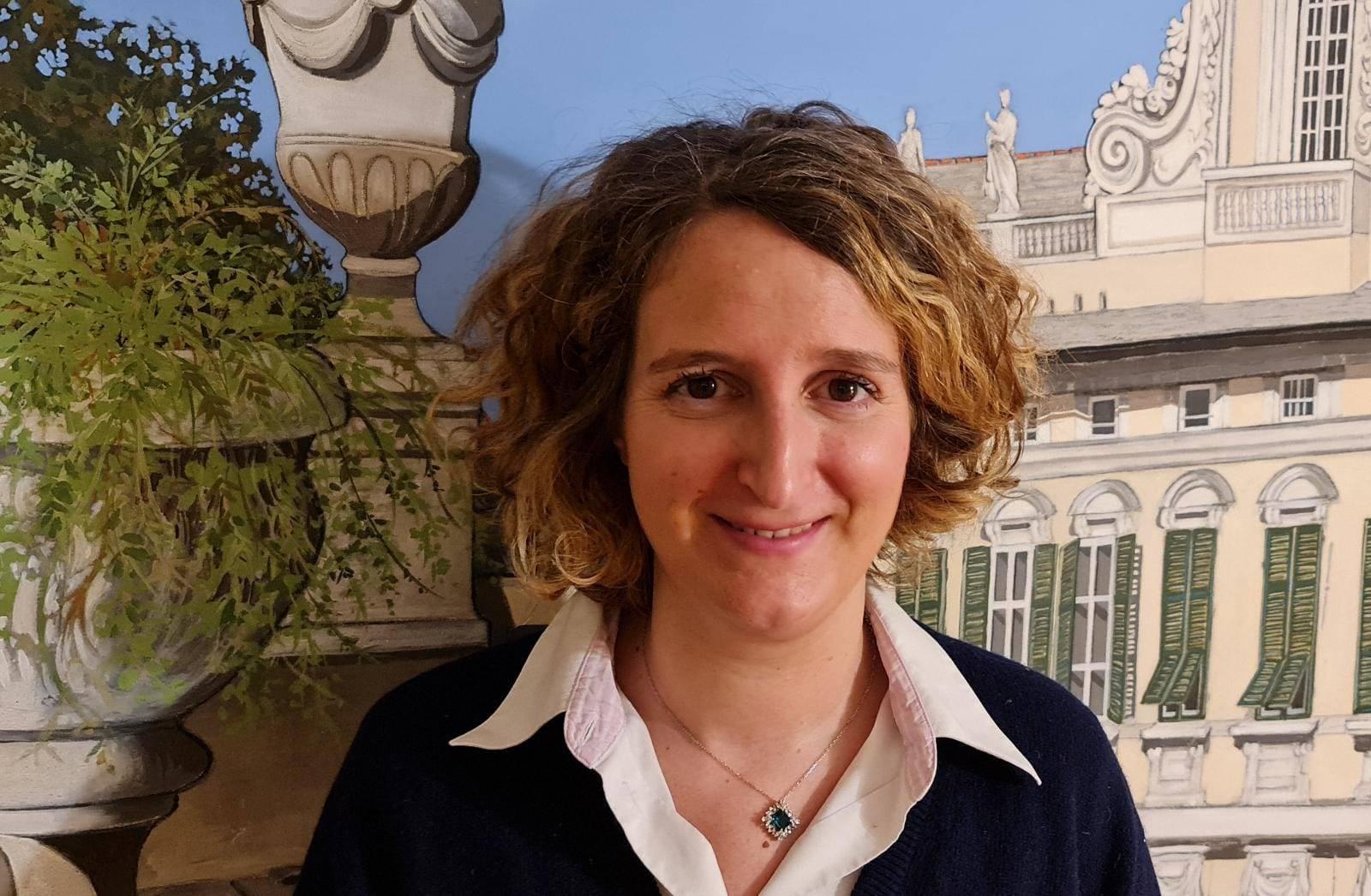 Caterina Viziano ANCE Liguria