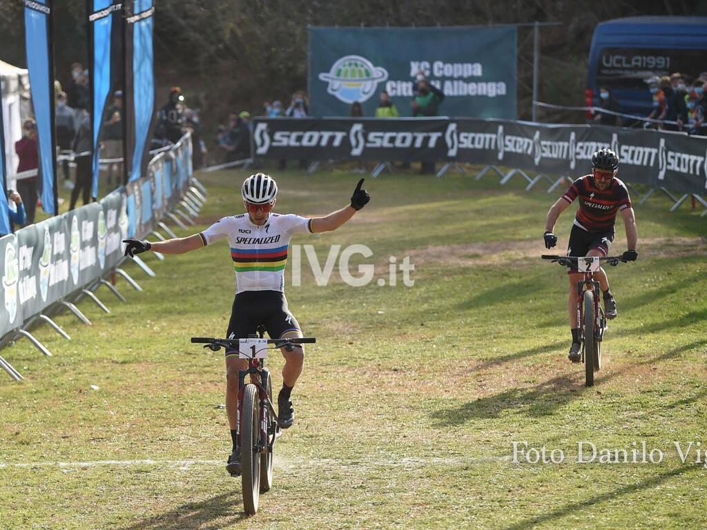 Coppa Città' di Albenga di Mountain Bike