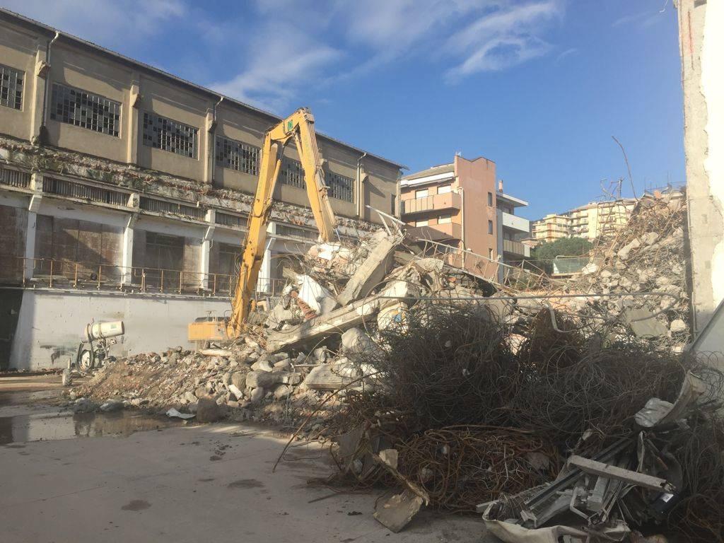 Demolizione cantieri Baglietto