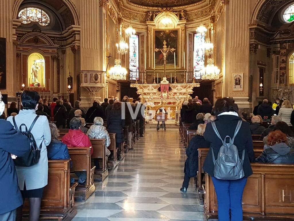 funerale Piero Pesce pierluigi