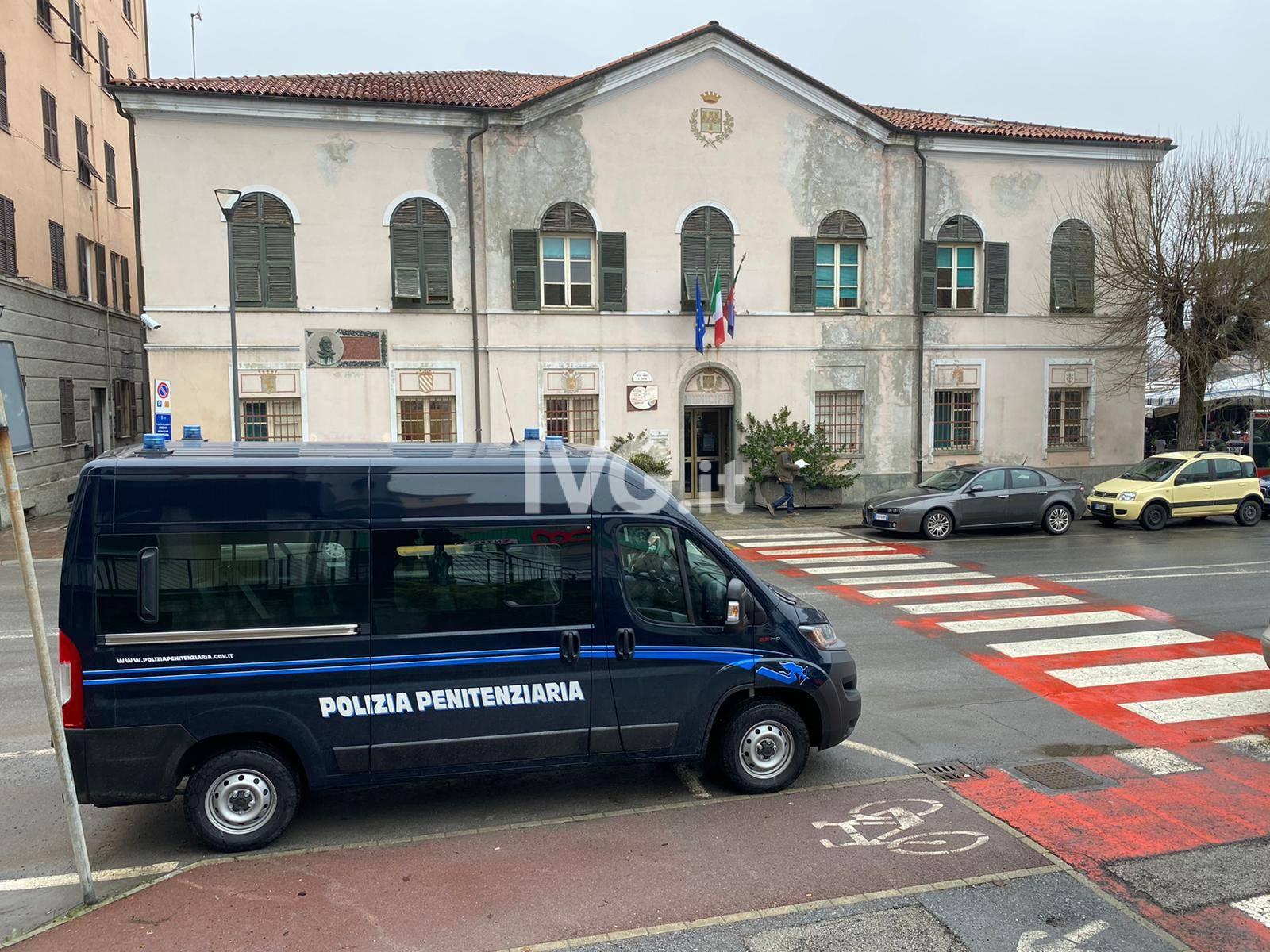 comune cairo carcere polizia penitenziaria