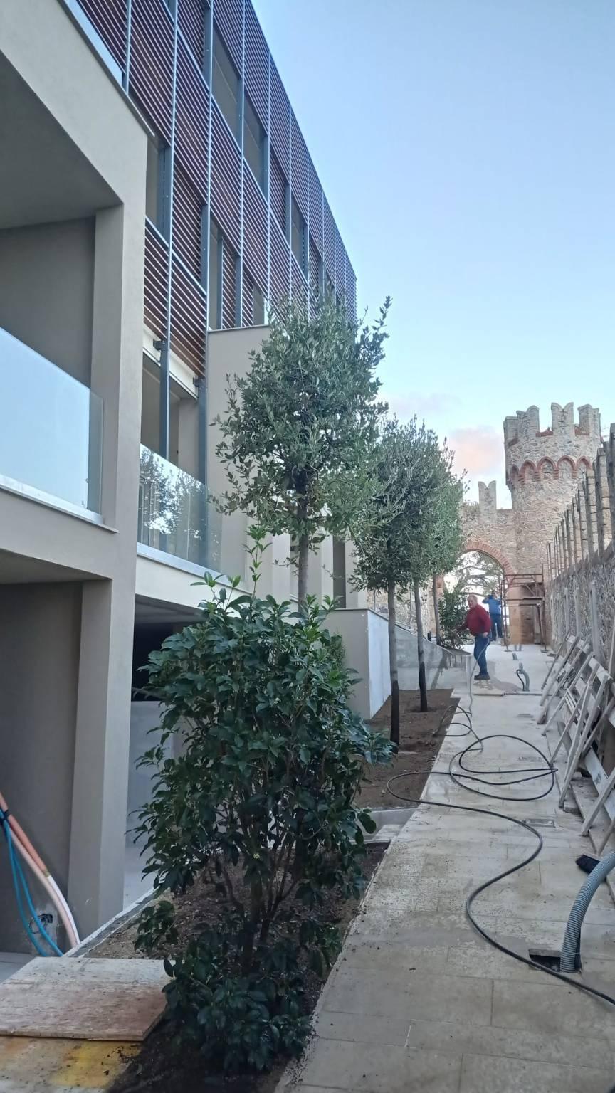 Castello Borelli Lavori