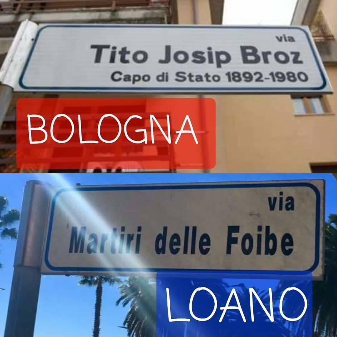 Loano Martiri
